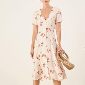 Reformation Locklin Dress-New